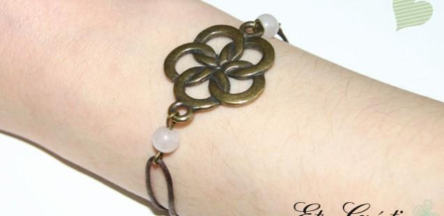 bracelet a noeud